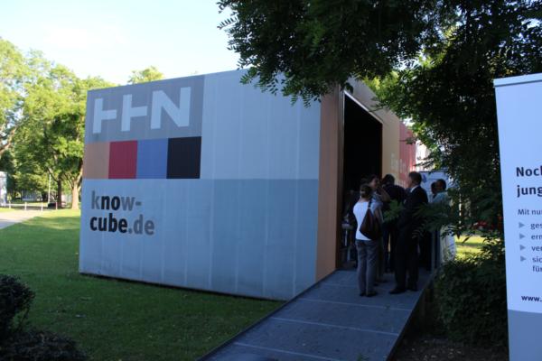connect.IT: Vereingründung in der Hochschule Heilbronn