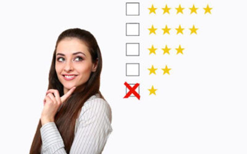Negative Kundenbewertungen: Wann Sie sich wehren können