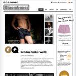 Magento Shop der Bloomboxer GmbH