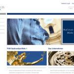 WordPress Webseite des Fondshaus München