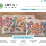 Magento-Shop von Loving our Planet