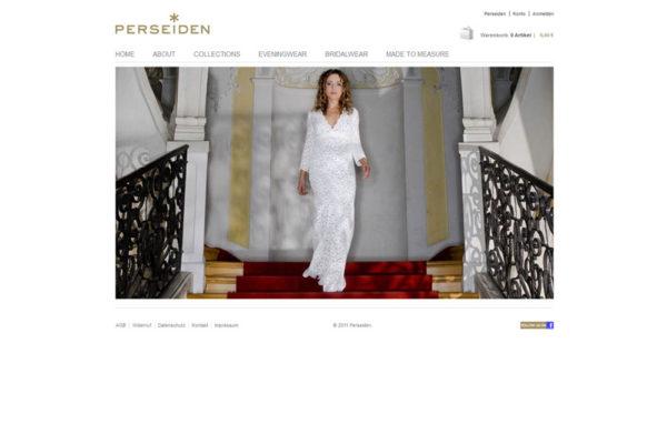 Perseiden Online Shop